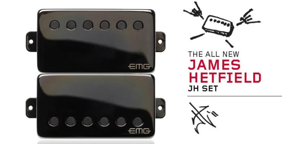 EMG James Hetfield