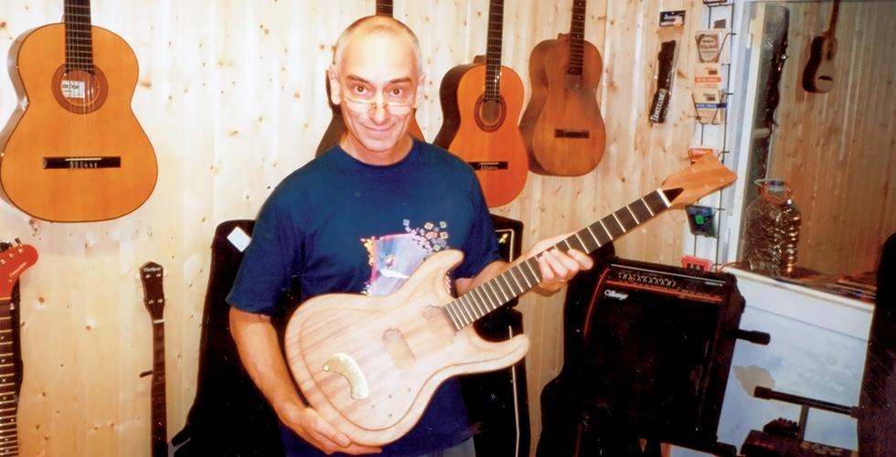 Gil Oliveira: à conversa com o luthier