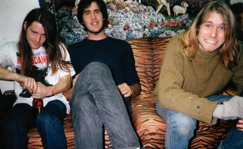 O Primeiro Contrato dos Nirvana