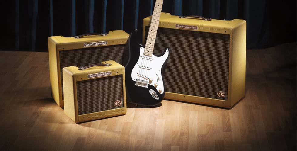 Fender & Eric Clapton, EC Series