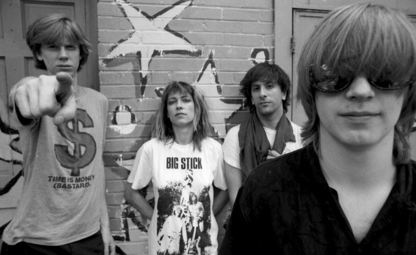 Os Arquivos dos Sonic Youth