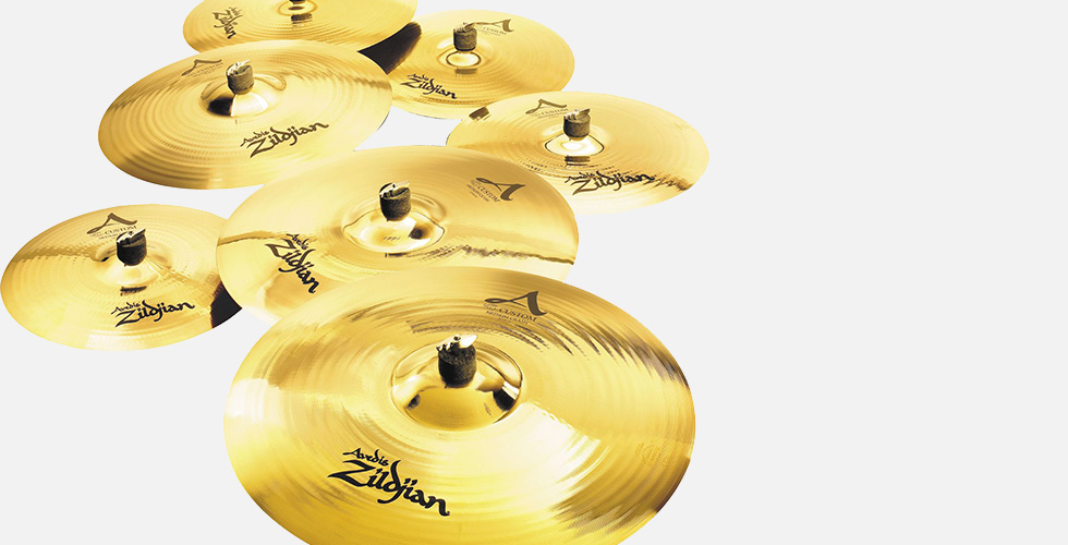 Zildjian celebra 20º aniversário da gama A Custom