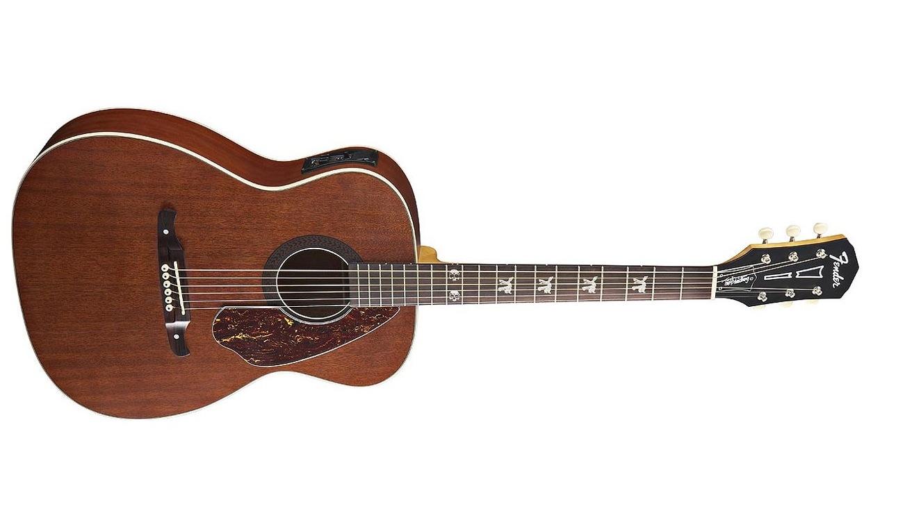 Novidades Fender Acoustic
