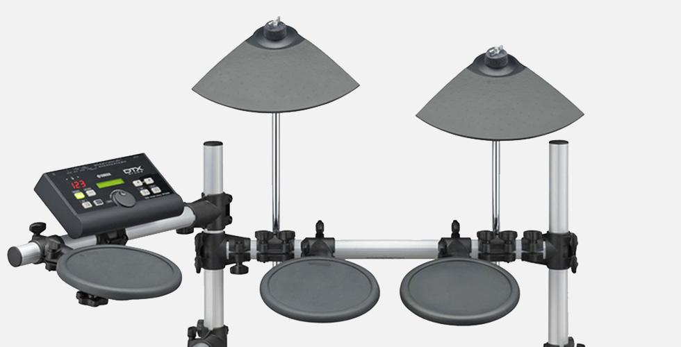 Yamaha DTX500 Series mais acessível