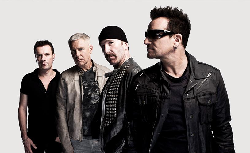 U2 preparam novo álbum