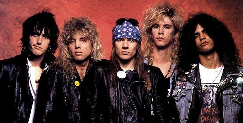 Podcast Guns N' Roses: Da Ascensão ao Apetite Pela Destruição