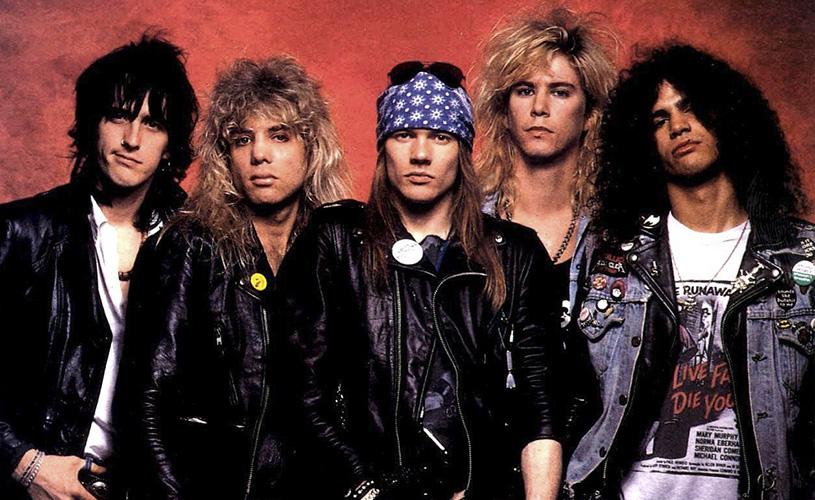 Novo Recorde de Guns N' Roses