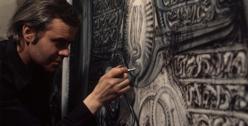 As 10 melhores Capas de H. R. Giger