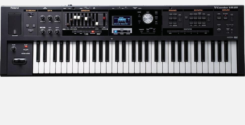 NAMM'13: Roland VR-09