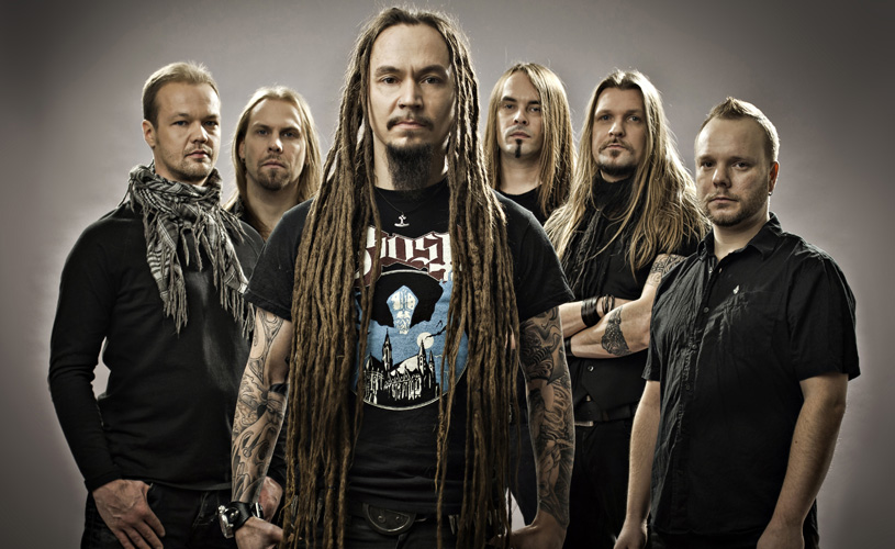 Amorphis de regresso a Portugal