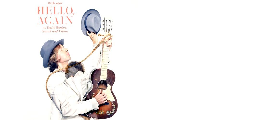 Beck, Sound and Vision (de David Bowie) Reinterpretada Por Mais de 150 Músicos