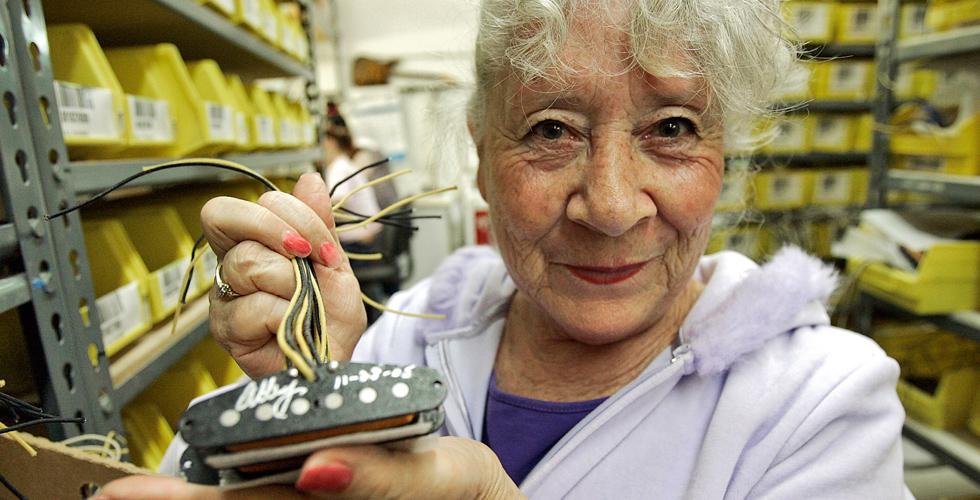Abigail Ybarra reforma-se após 50 anos
