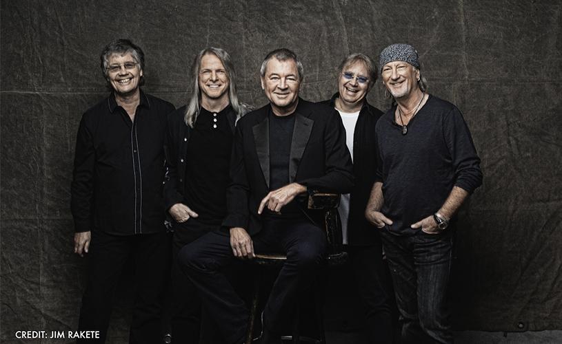 Deep Purple: Treze é o número da sorte