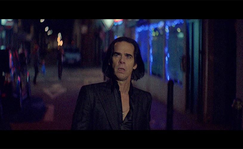 Nick Cave perde o filho