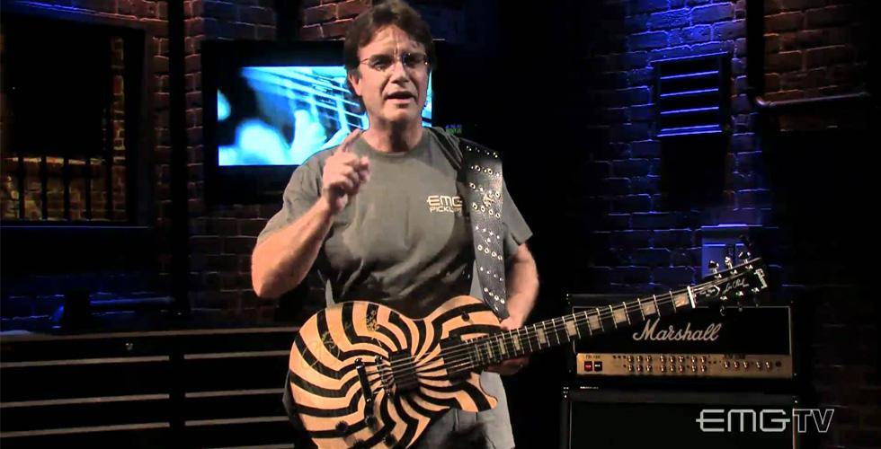 Rob Turner, o criador dos EMG