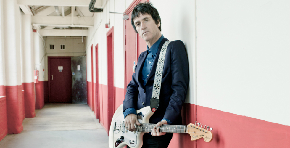 Johnny Marr Flashback