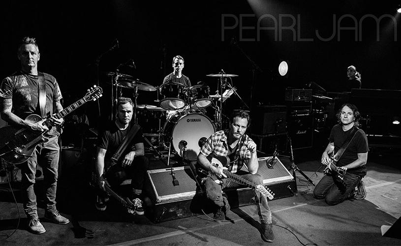 NOS Alive'18: Bilhete diário para dia de Pearl Jam está esgotado