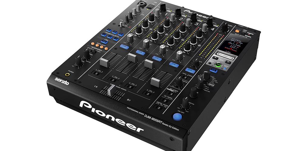 Pioneer apresenta DJM-900SRT.