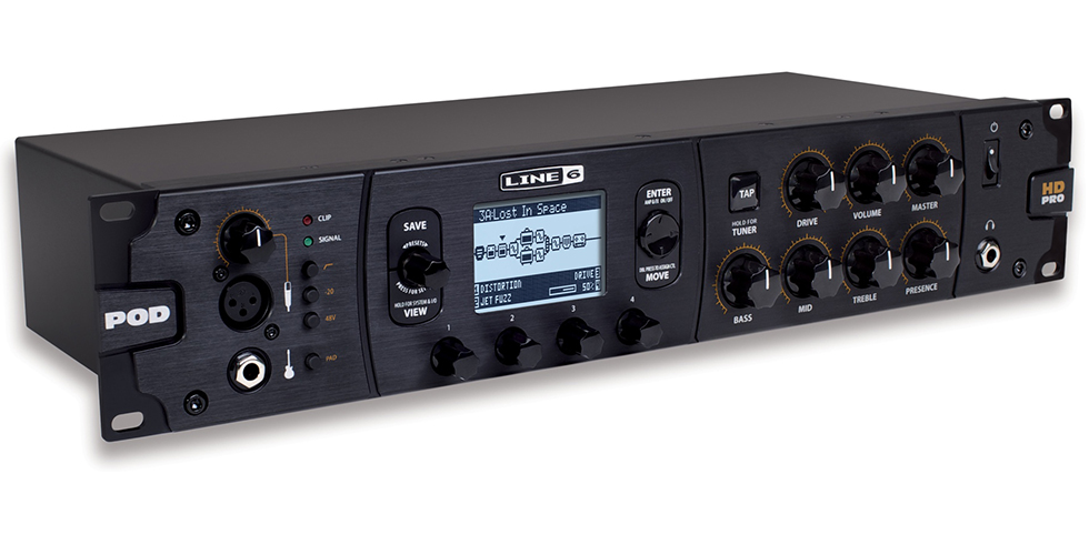 POD HD Pro X da Line 6