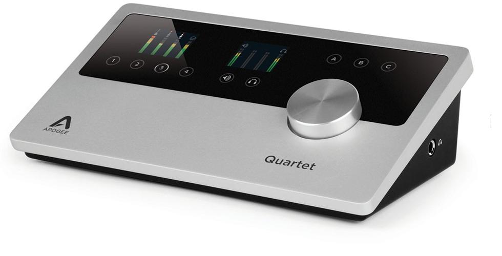 Interfaces audio Apogee