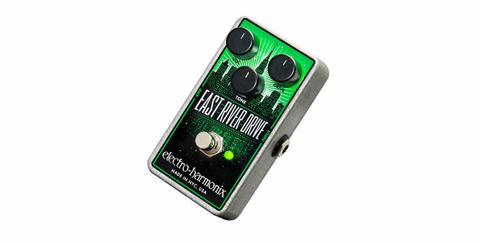 Novo pedal da Electro-Harmonix