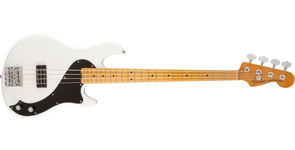 Dimension Bass da Fender