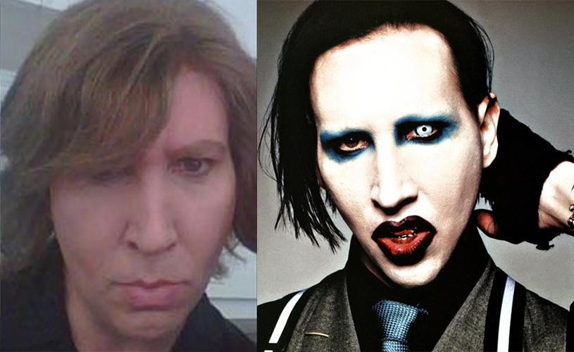 Marilyn Manson, Daft Punk, Kiss e outras caras por trás das máscaras.