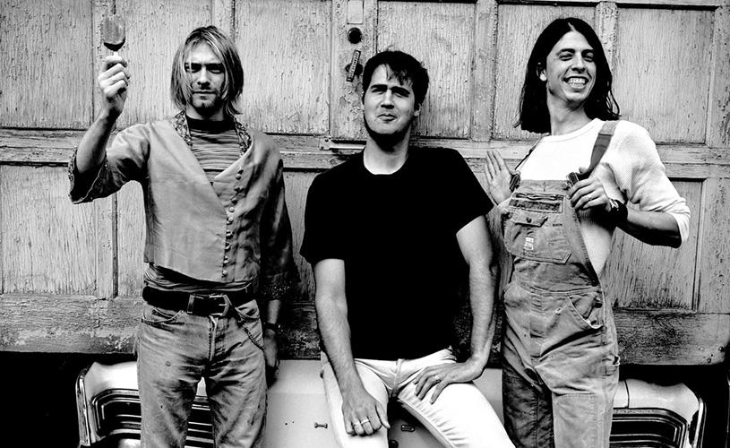 Entrevistas raras a Nirvana.