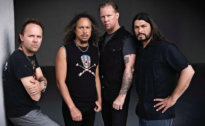 Metallica disponibilizam vários concertos ao vivo para download gratuito
