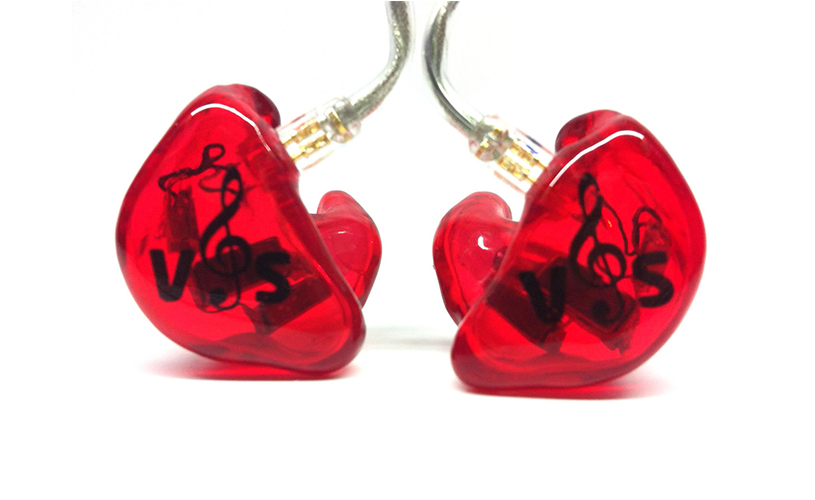 Auscultadores in-ears da Sound Fusion