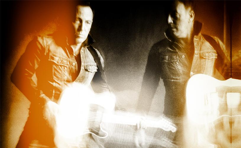 Bruce Springsteen com novo álbum em 2014.