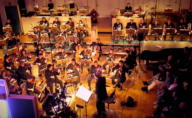 Deslumbrante: Dear Reader & Orquestra