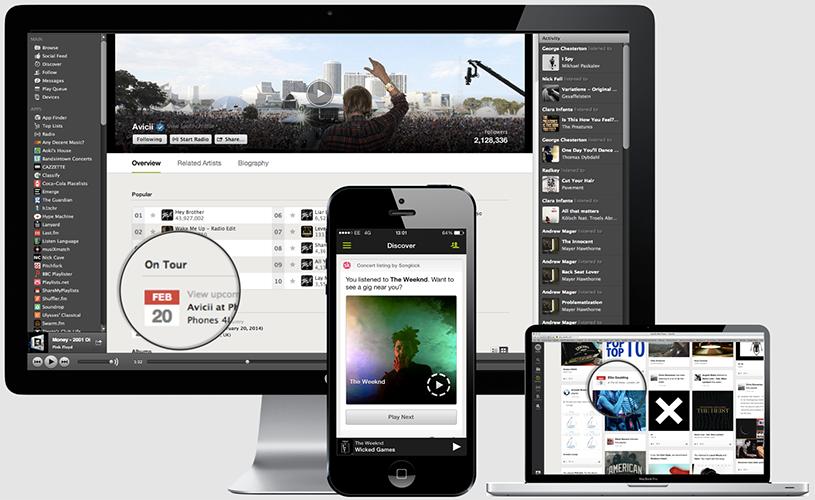 Spotify lança site que explica o seu modelo de negócio.