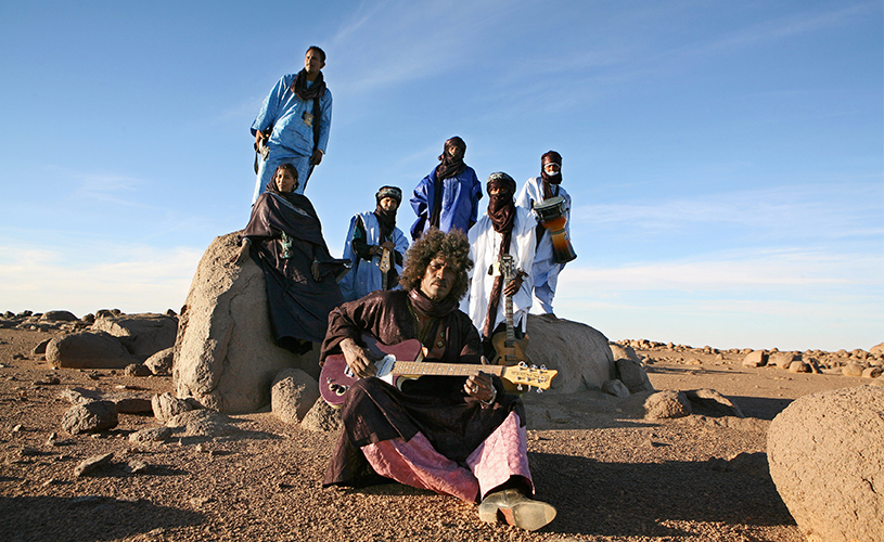 Tinariwen, Amadjar Making Of