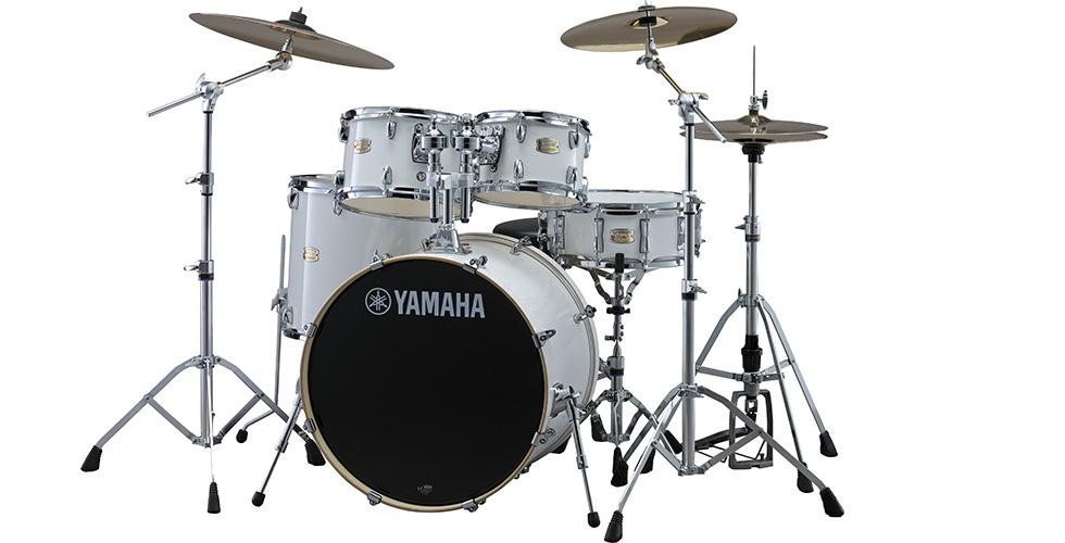 Nova versão da bateria Yamaha Stage Custom Birch
