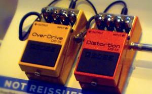 BOSS OD-1X & DS-1X