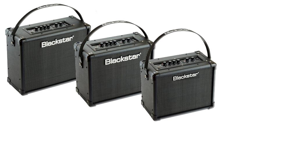Os novos amplificadores Blackstar