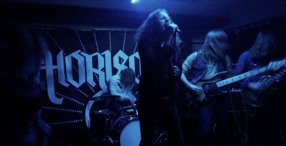 Horisont: suor, rock e glória!