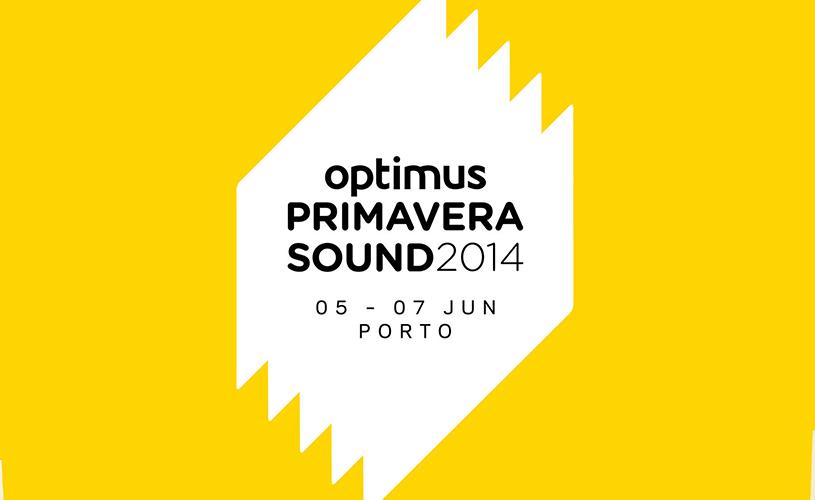 Optimus Primavera Sound com programação completa