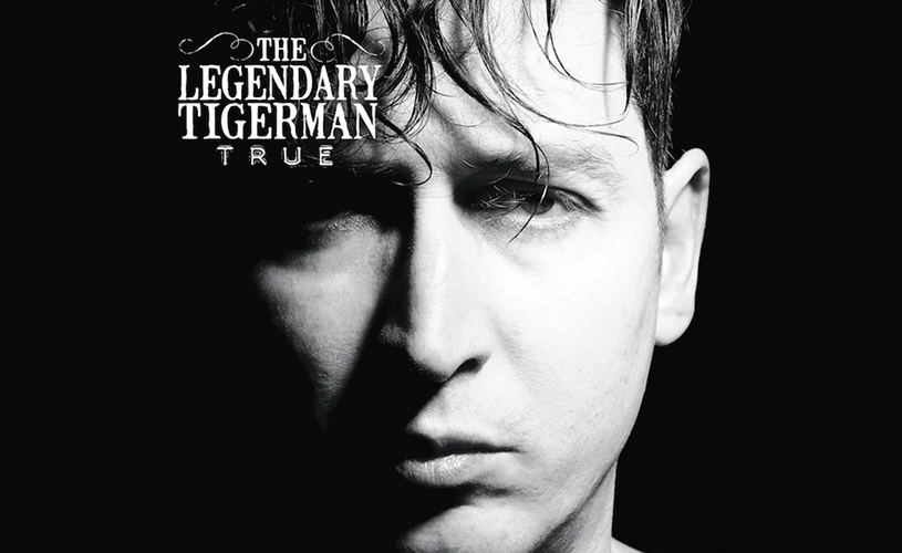 "The Legendary Tigerman prepara-se para apresentar ""True"""