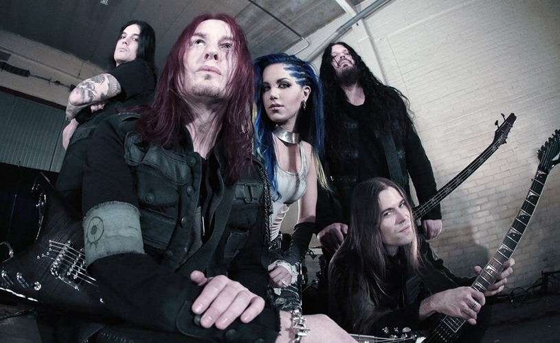 Arch Enemy: Vê aqui o concerto do Festival With Full Force na integra