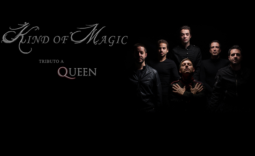 Kind of Magic: tributo português a Queen