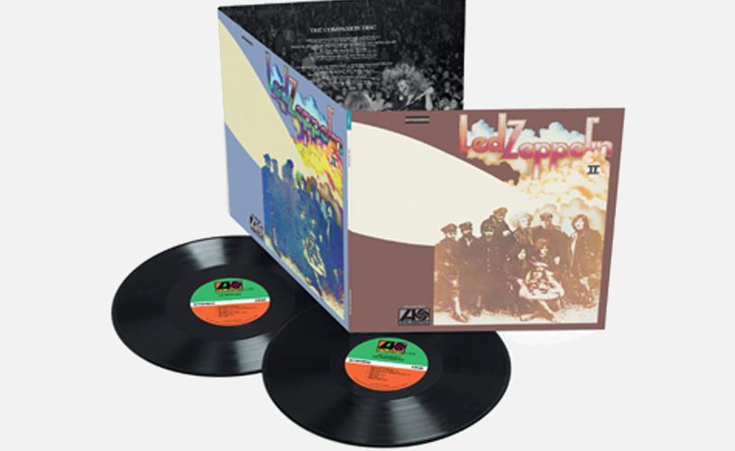 Led Zeppelin remasterizado por Jimmy Page