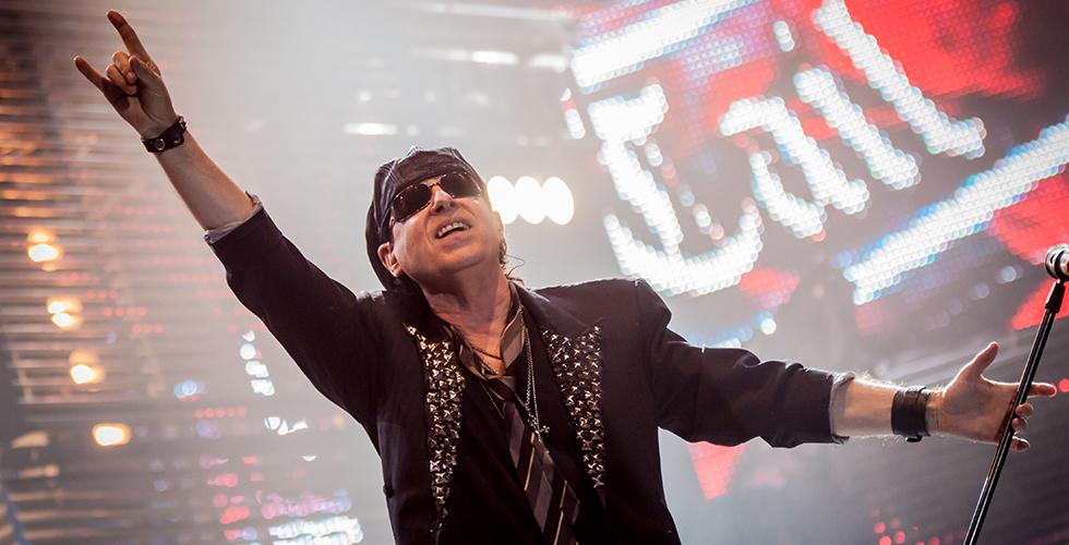 Scorpions: o que é o rock?