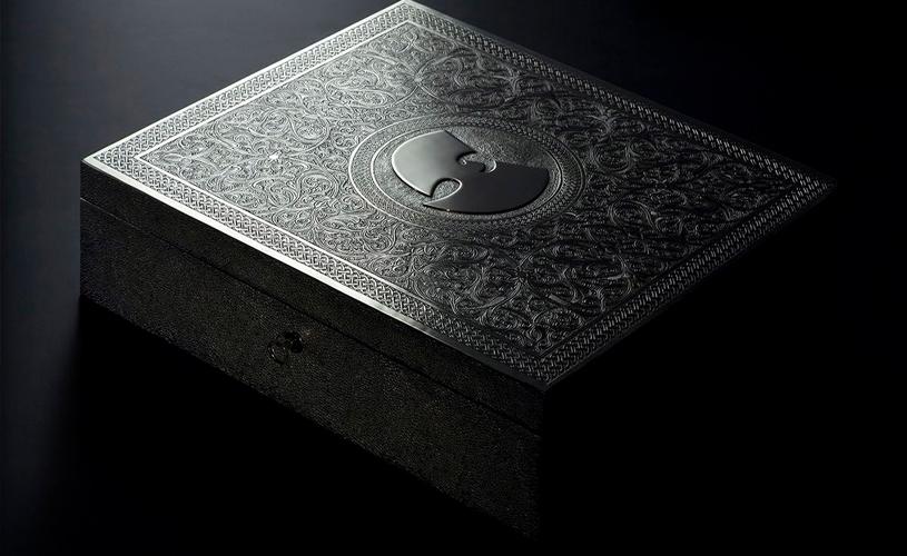 Wu-Tang Clan vão lançar álbum com cópia única.