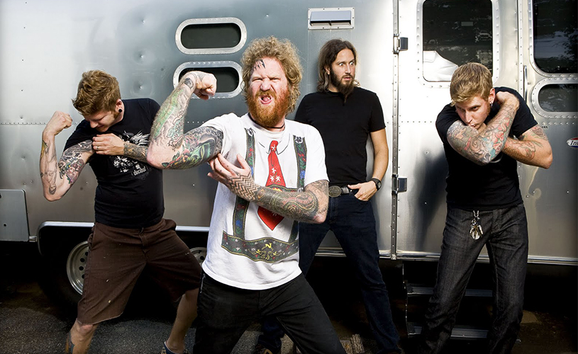 Mastodon, The Unheavenly Skye Tour