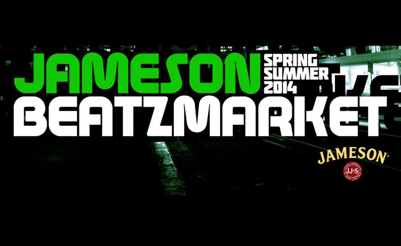 Festival Jameson Beatzmarket