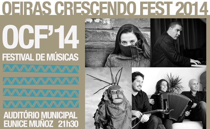 Oeiras Crescendo Fest 2014
