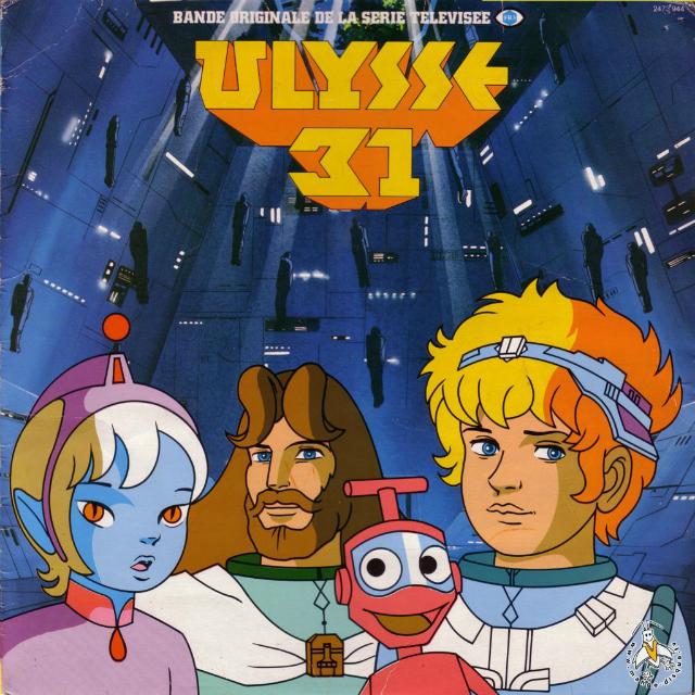 Denny Crickett e Ike Egan são os compositores da música original de Ulysses 31.