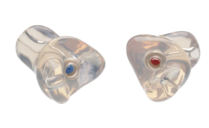 Novos protectores auditivos ProActiv Music
